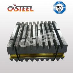 ماكينات التعدين C100 C120 C125 دافع فك لوحة الفك الاحتياطية الأجزاء