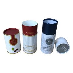 Customzied горячая продажа пыли цилиндрических подарок для хранения бумаги .