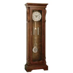 ساعة الجد من الخشب الرجعي