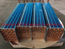 Plaque de cuivre personnalisé Échangeur de chaleur pour la machinerie de construction