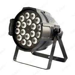 LED PAR лампа Can RGBWA+УФ 6В1