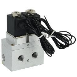 Cilindro de oxigênio de 4 vias da electroválvula da câmara de comando da válvula para concentradores de oxigênio 1L 2L 3L 5L 7L 10L