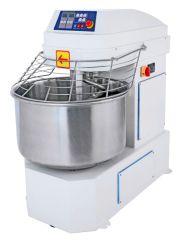 Коммерческие выпечка хлеба бумагоделательной машины тесто Kneader 50кг муки спираль тесто электродвигателя смешения воздушных потоков