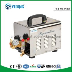 1L/min Residential-Duty la formation de buée Machines Brouillard d'eau Système de suppression de poussière à l'extérieur du système de refroidissement agricole de l'embuage du système de brouillard de la pompe haute pression