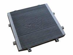 Generatore elettrico del dispositivo di raffreddamento del radiatore dell'olio dell'aria dello scambiatore di calore