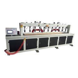 タイプストレート・ライン木を、アルミニウム製粉の端交換する、トリム、Chamfermachineの模造端の多機能のフライス盤の多機能のトリム機械