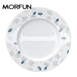 Commerce de gros nouveau style de jeu de plaques de porcelaine céramique Dîner Dîner Restaurant Ensembles de vaisselle de la vaisselle