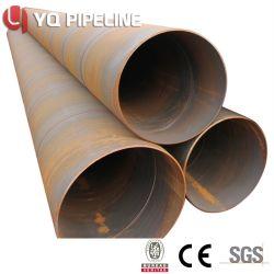 O melhor preço SSAW API 5L soldado do tubo de aço carbono ASTM para Gás Natural e oleoduto