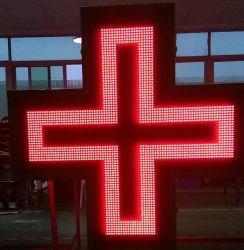 Apotheke-Kreuz P10 LED croß-screen 960X960mm Radioapparat WiFi USB-LED