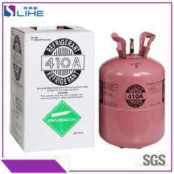 중국, 고순도 R410A 냉매 가스 공급