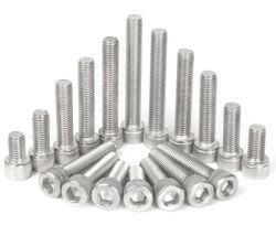 Aleación de acero, tornillos de cabeza hexagonal DIN 912