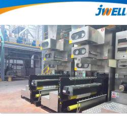 Jwell PP (بوليبروبيلين) FDY/BCF الألياف الكيميائية/آلة الغزل المصنوعة من اليرموني