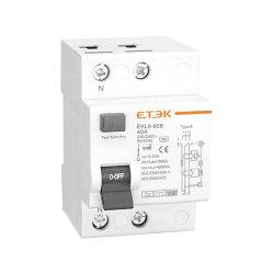 Ekl6-80b 10ka residuell aktuelle Sicherung RCCB