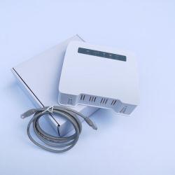 De dubbele Router van WiFi van de Kaart SIM met 1 Haven rj-11