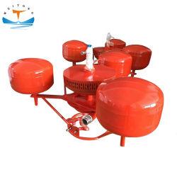 Schuimspaan Van uitstekende kwaliteit van de Olie van het Type van Waterkering van China de Industriële Kleine Drijvende voor de Noodsituatie van de Morserij van de Olie