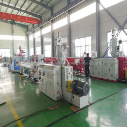 高速PVC管の生産ライン