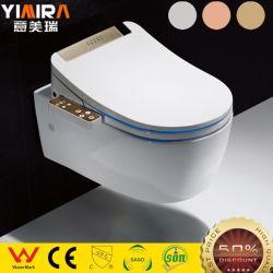 2020 Wall-Hung de alta qualidade WC WC INTELIGENTE DE ASSENTO TAMPA bidé wc definido