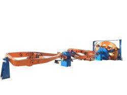 ステンレス鋼の溶接ワイヤのためのねじれのBuncher二重機械
