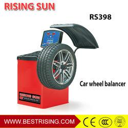 Rotella automatica che equilibra la strumentazione utilizzata del garage del veicolo