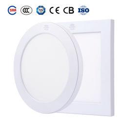 precio de fábrica Luz de sensor LED 18W CCT Panel de LED ajustable Luz con sensor