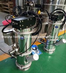 Norma BPF Qvc vácuo série de material do alimentador de Carregamento de Fábrica da Máquina