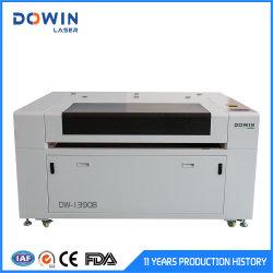 La tagliatrice del laser della macchina 1390b del laser di CNC del CO2 della taglierina del laser di Dowin 100W 130W per il bollo di regalo di formazione fa pubblicità a
