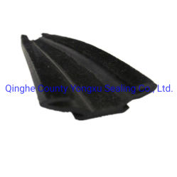 Водонепроницаемая резиновая уплотнительная лента для дверей автомобиля с развеваемыми стеками