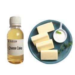 Base de Pg de haute qualité en usine de concentré liquide Vape Gâteau au fromage saveur avec des échantillons de l'emballage