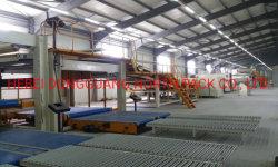 NPWJ2200-150 Cinco camadas linha de produção de papelão ondulado