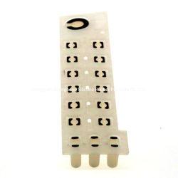 OEMの工場は伝導性のシリコーンによって形成される膜のスイッチ・ボタンのゴムキーパッドをカスタマイズする