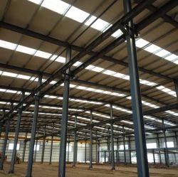 Fácil montaje prefabricados de estructura de acero de construcción