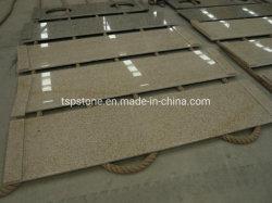 중국 선셋 골드 G682 옐로우 그래나이트 타일 슬랩