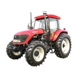 끝 질 Dq1004 100HP 4WD 바퀴 판매를 위한 ISO 세륨 증명서를 가진 농업 농장 트랙터 중국 거물 경작 트랙터