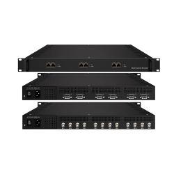 판매를 위한 1MPEG-2/H264 SD 인코더 4 채널 통신로에서 디지털 전파 중계소 장비 4