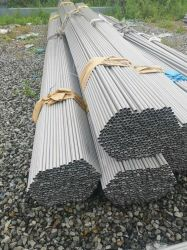 ASTM A213/A312を配管する継ぎ目が無いステンレス鋼