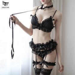 Barato Desgaste Noite Noite Romântica Lace Bralette atacado lingerie sexy 2020