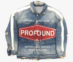 블랙 남성용 패션 위터 재킷