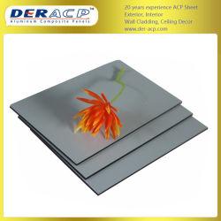 4mm/0.3mm panneau composite aluminium ignifuge pour la construction de revêtement mural ACP