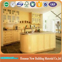 Os fabricantes personalizados Preto Branco modular moderna Barato preço portas do armário de cozinha cozinha laca de alto brilho
