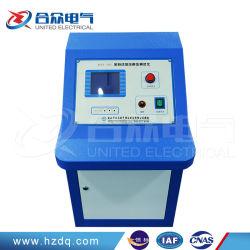 Supporter un testeur de tension pour l'appareil électrique basse tension