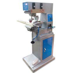 1 Cor de tinta de Mini Bandeja Almofada Tampo Serigrafia para trabalhos leves e caneta máquina impressora