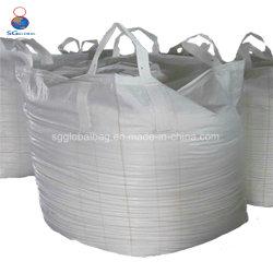 Amplamente usado 1000kg 1500kg PP Armazenamento Jumbo Big Bags
