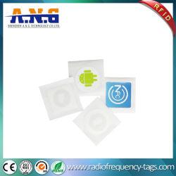 ISO14443 пассивной RFID NFC бумажную наклейку теги индексов для мобильных платежей
