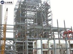 Blocco per grafici d'acciaio prefabbricato per la centrale elettrica/supermercato/appartamento
