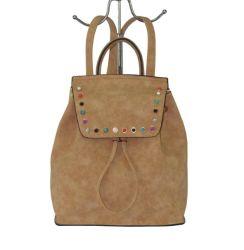 Модный шпильки моды женщин рюкзак (ZXK1572)