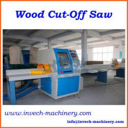 La industria de alta velocidad de corte transversal de la sierra con el tamaño de corte ajustable