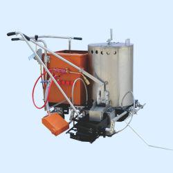 Type de Hand-Push Hot Melt Machine thermoplastique de peinture de marquage routier