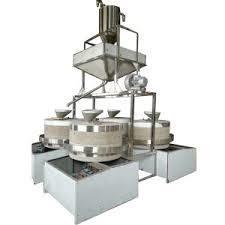 商業用 100kg / H Peanut Butter Maker Sesame Paste Making Processing