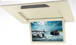 Montaje del techo de 12 pulgadas Monitor para Toyota Alphard Flip