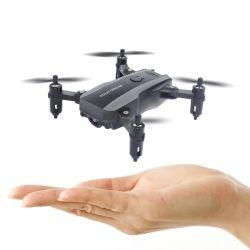2.4G модель самолета 4CH пульт ДУ Selfie Quadcopter беспилотных самолетов складывания складной вертолет с HD камера WiFi